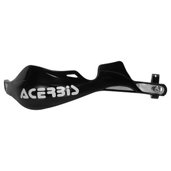 Acerbis Rally Pro X-Strong Motorcycle Handguards Black