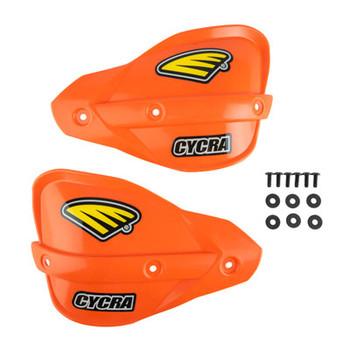 Cycra Classic Enduro Replacement Handshields KTM Orange
