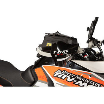 "Tusk D-Flex Pro Adventure Handguards White 7/8"" Bars-Dual Sport"