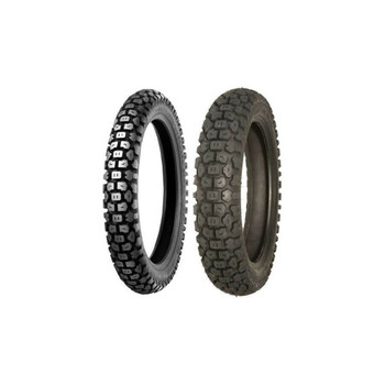 Shinko 244 Dual Sport Tire Combo:3.00-21 & 5.10-18 DOT