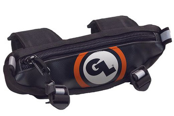 Giant Loop ZigZag Handlebar Bag-Black
