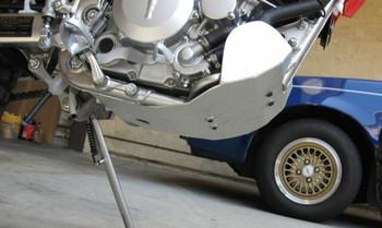 Ricochet Kawasaki KLX250S Skid plate 2006-2019