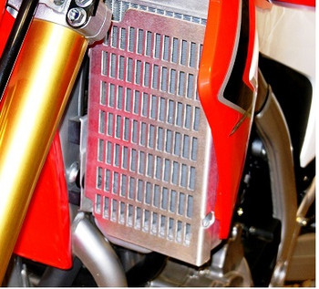 Flatland Racing 2013-2018 CRF250L skid plate/radiator Guard Combo