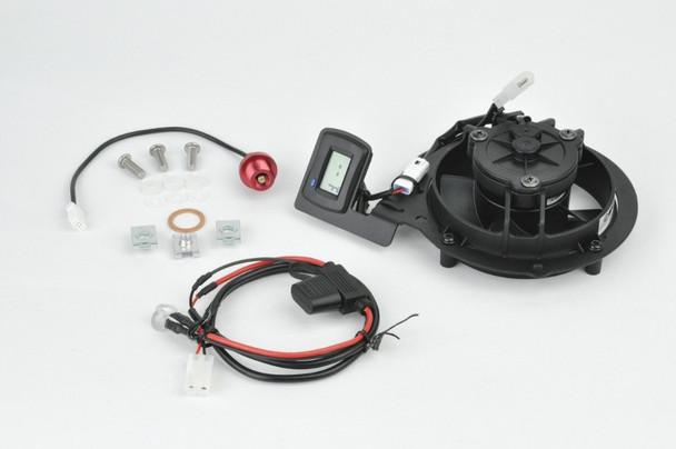 Trail Tech TT-732-FN6  Honda Digital Cooling Fan Kit