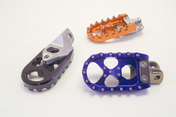 KTM 950/990/1190 Adventure FootPegs-Warp 9-all Models Except KTM 690