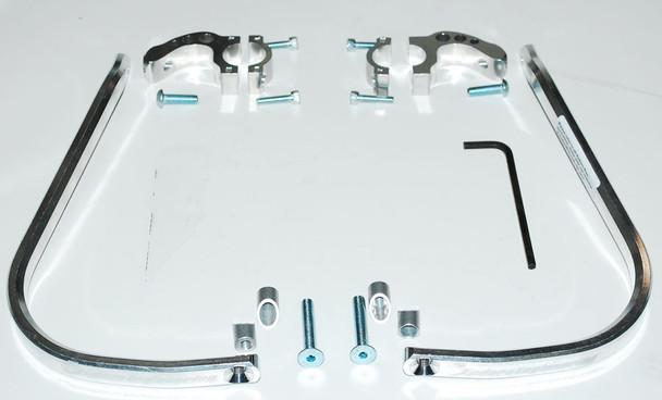 Enduro Engineering Hand Guards -Silver