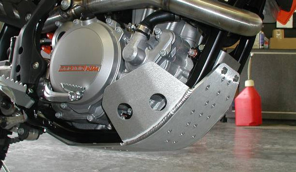 Skid Plate for 2011-15 KTM 250 SXF, XCF & 2012-15 250 XCF-W & 2013-15 350 SXF -Flatland Racing