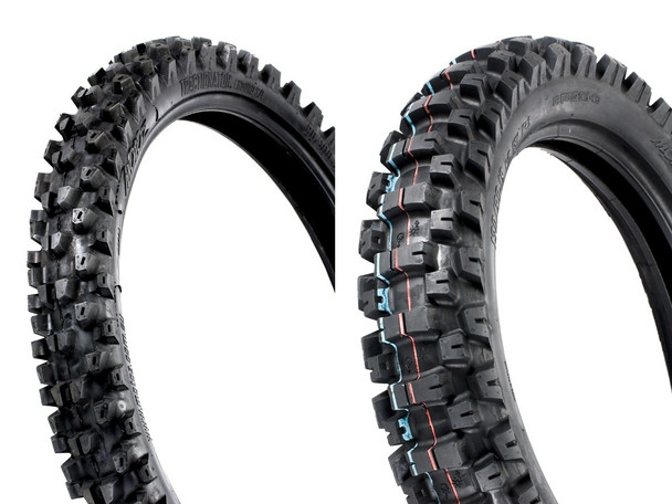 MotoZ Tractionator Enduro I/T -DOT- Tire
