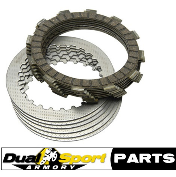 Clutch Kit – Fits: Suzuki DRZ 400 E/S/SM 2000-2016