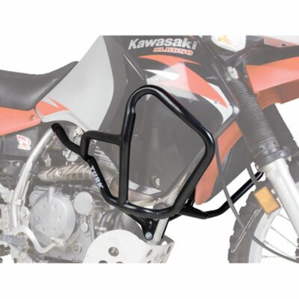 Kawasaki KLR 650 Crash Bars - Engine Guards Black-2008-2018-Tusk