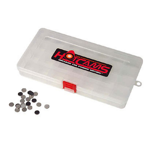 Hot Cams Valve Shim Kit 7.48mm OD,Honda CRF250/X,YamahaWR/YZ 250F