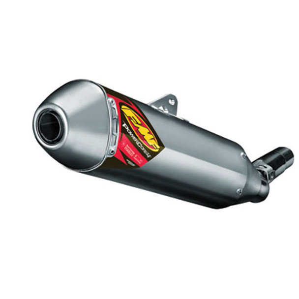 FMF Power Core 4 Hex S/A Silencer Fits: 2008-2018 YAMAHA WR250R