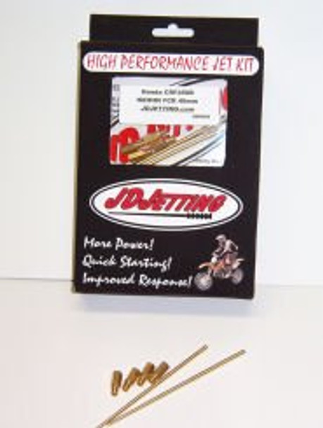 JD Jetting Jet Kit Fits: Honda CRF450R 2007-2008-