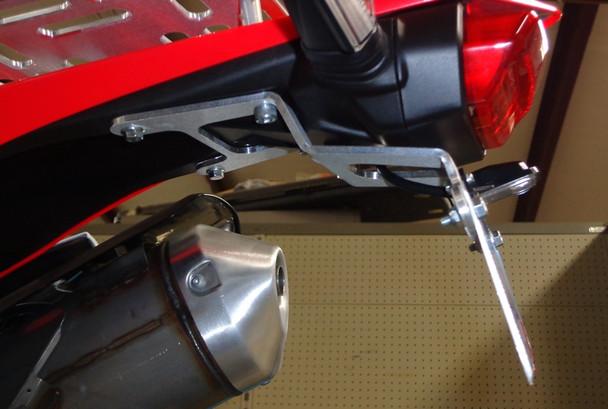 Honda CRF450L Dual Sport LICENSE PLATE HOLDER-New for 2019