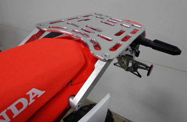 Honda CRF450L Dual Sport Rear Carry All rack-New for 2019