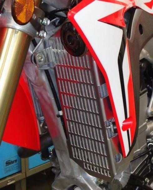 Honda CRF450L Dual Sport Radiator Guards -2019-2021