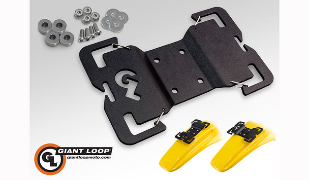 Giant Loop Tail rack for plastic fenders