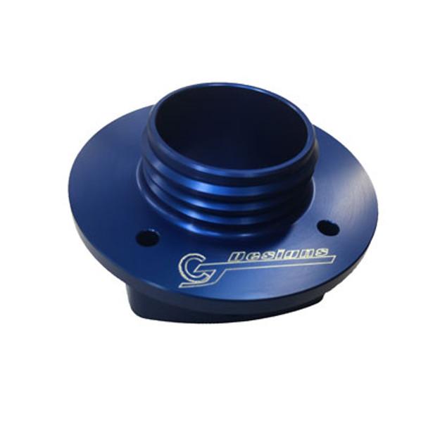 CJ Designs Billet Fuel Filler Neck Kit-Husqvarna 701 206-2019