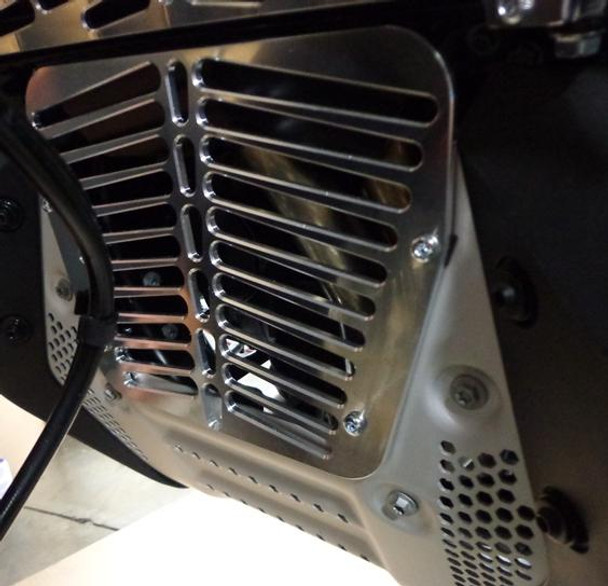 New! Flatland-LOWER FRONT ENGINE GRILL FOR 2019 KTM 790 ADVENTURE & ADVENTURE R
