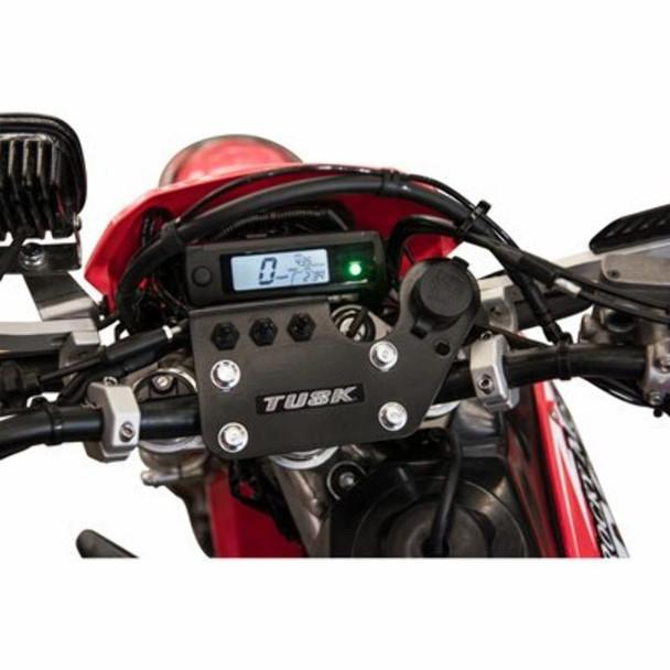 New!-Tusk Accessory Dash Switch Panel Fits: 2019-2020 Honda CRF450L Dual Sport