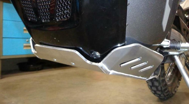 SKID PLATE FOR 2018-20 HONDA CRF 250L RALLY-24-93