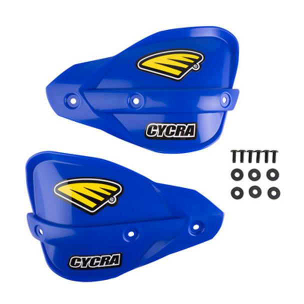 Cycra Classic Enduro Replacement Handshields Yamaha YZ Blue