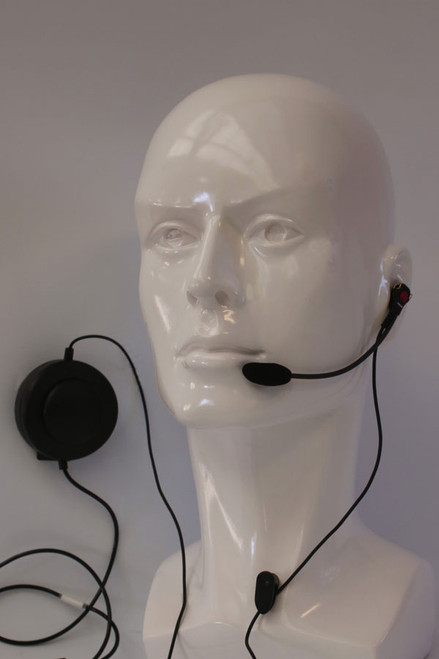 BIG 10 PUSH-TO-TALK HEADSET