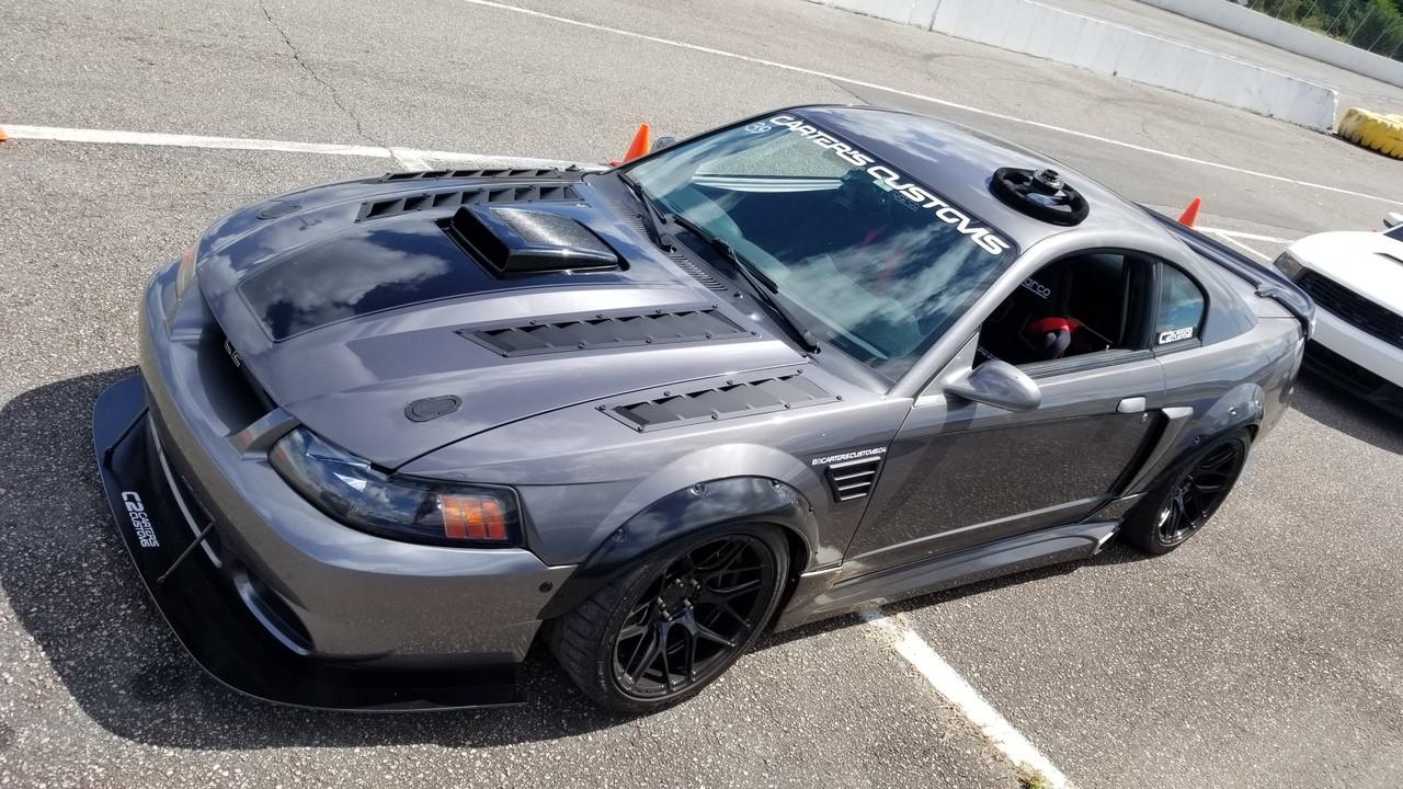 '03/'04 Cobra Front Splitter - Race Version