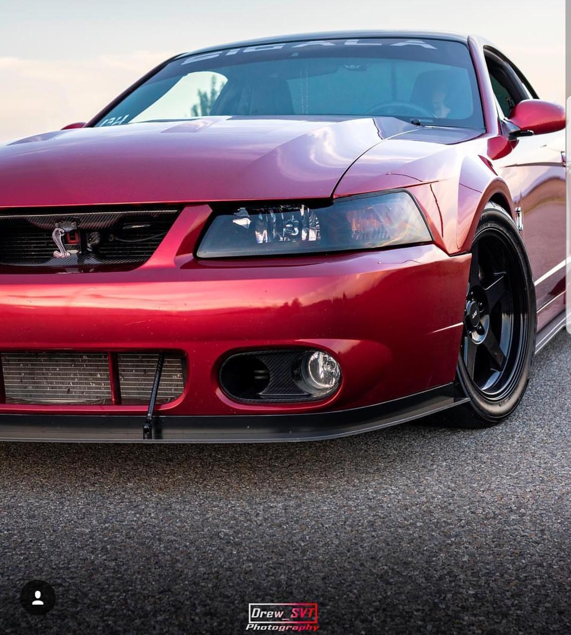 04: '03/'04 Cobra Front Splitter Street Version