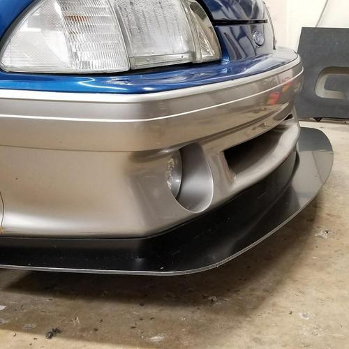 Fox Body GT Front Splitter - Race