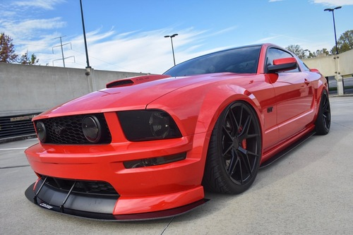 S197 CDC Classic  - Front Splitter