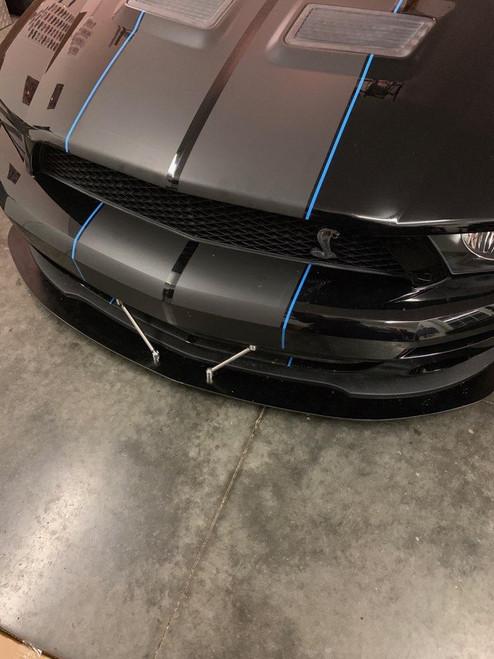 S197 GT500  - Front Splitter