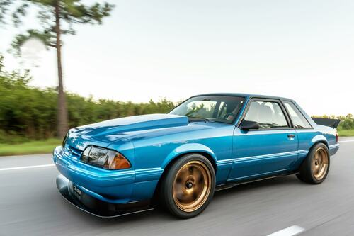 Fox Body LX Side Splitters