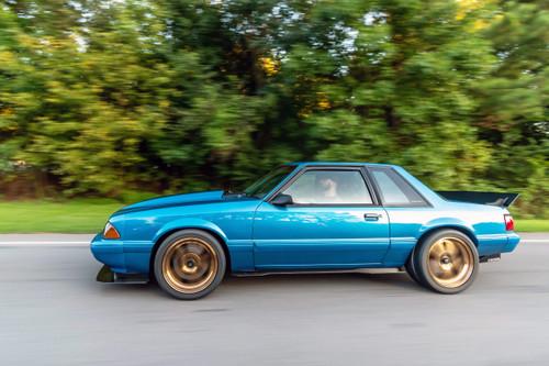 Fox Body Coupe Adjustable Spoiler