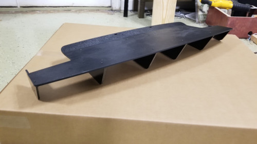 05-11 GT Rear Diffuser for QUAD EXHAUST - Street
