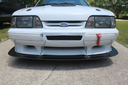 Saleen Front Splitter