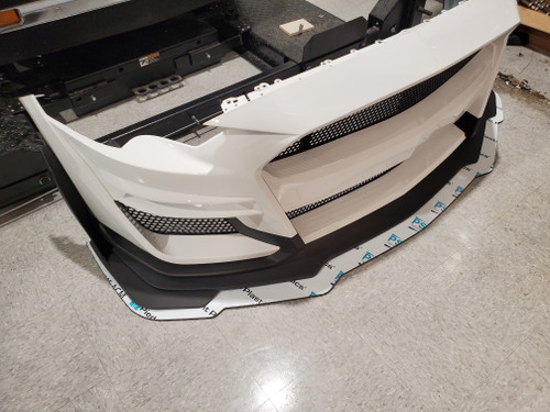MP Concepts GT500 Style Splitter