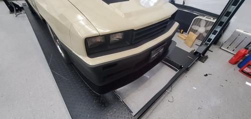79-82 Fox GT Splitter (84-86 Capri)