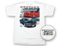 """Mustang Evolution"" T-Shirt"