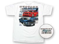 """Mustang Evolution"" T-Shirt"
