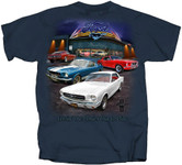 Mustang Showroom T-Shirt