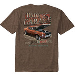 Dad's Garage Mustang T-Shirt - Medium