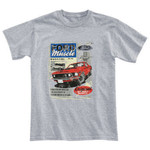 Ford Muscle Magazine Vintage Ad T-Shirt