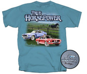 True Horsepower Mustang T-Shirt