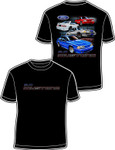 5.0 Mustang Fox Bodies T-Shirt