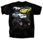 """""""MUSTANG A Decade to Remember"""" T-Shirt * M or 3XL"""