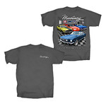 Mustang Never Enough Toys T-Shirt