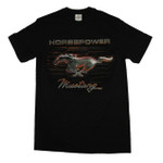 Horsepower Running Pony w/Grill T-Shirt