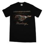 Horsepower Running Pony w/Grill T-Shirt