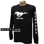 Mustang Since 1964 Long Sleeve T-shirt